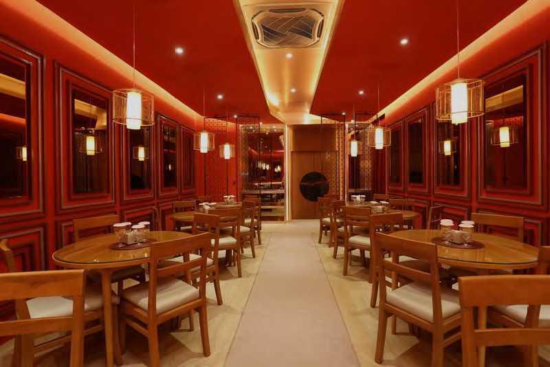 Nimara Architects  Dpp Pdi Perjuangan Office Jakarta, Indonesia Jakarta, Indonesia Banquet Hall   10866