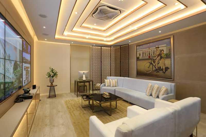 Nimara Architects  Dpp Pdi Perjuangan Office Jakarta, Indonesia Jakarta, Indonesia Media Room Analysis   10868