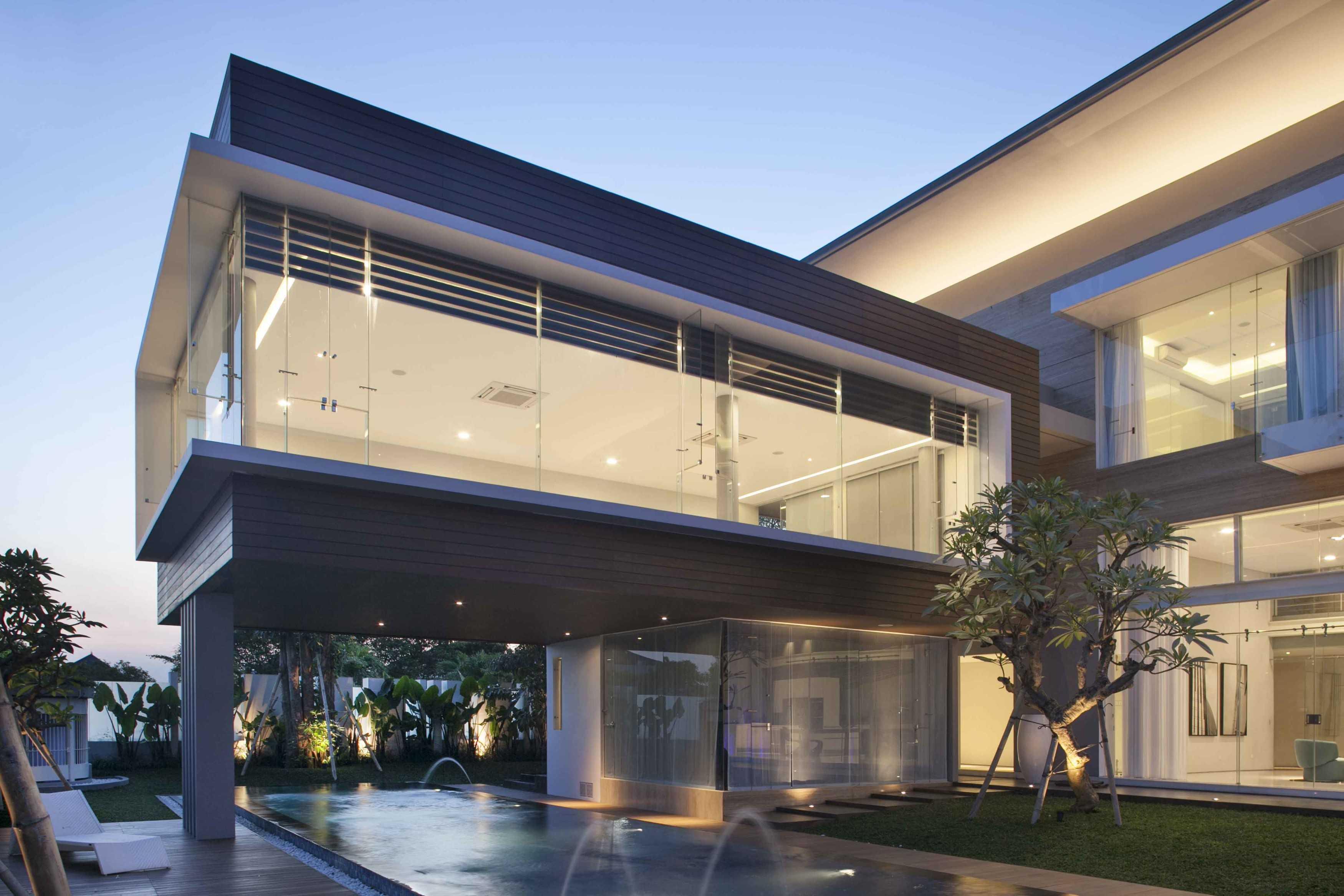 Das Quadrat Selat House Surabaya, Indonesia Surabaya, Indonesia Side View   9373