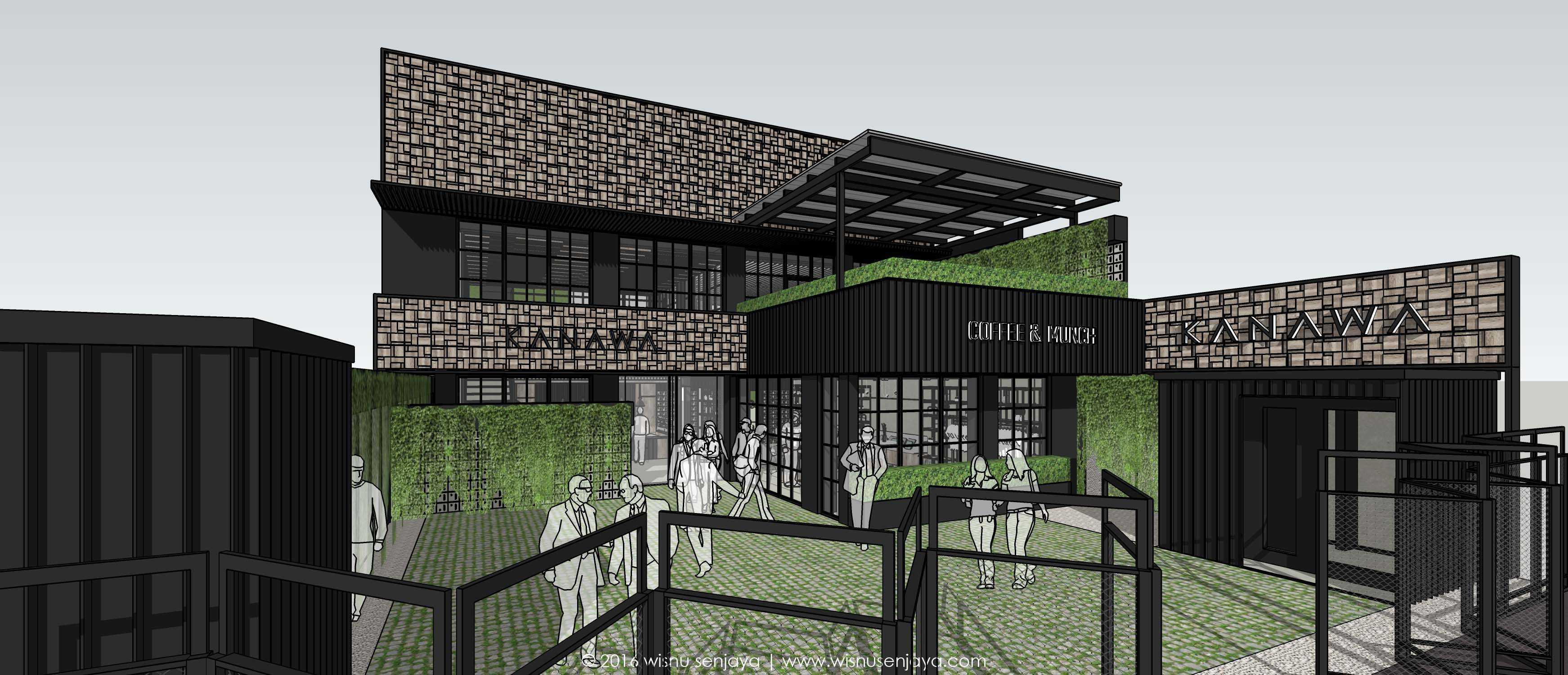Wisnu Senjaya Architects Coffee Shop In Scbd Jakarta Jakarta Ext1   29987