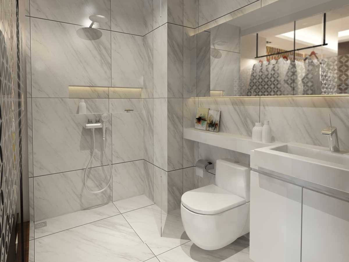 Ma Interior Design Residential Project South Jakarta South Jakarta South Jakarta Bathroom   10599