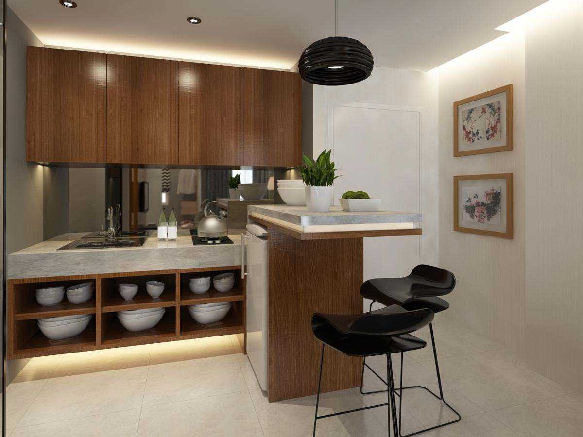 Ma Interior Design Residential Project South Jakarta South Jakarta South Jakarta Kitchen   10601