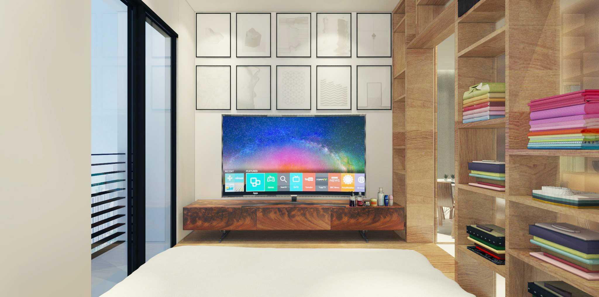 Ari Wibowo Design (Aw.d) A Apartment Jakarta Jakarta Livingroom   11403