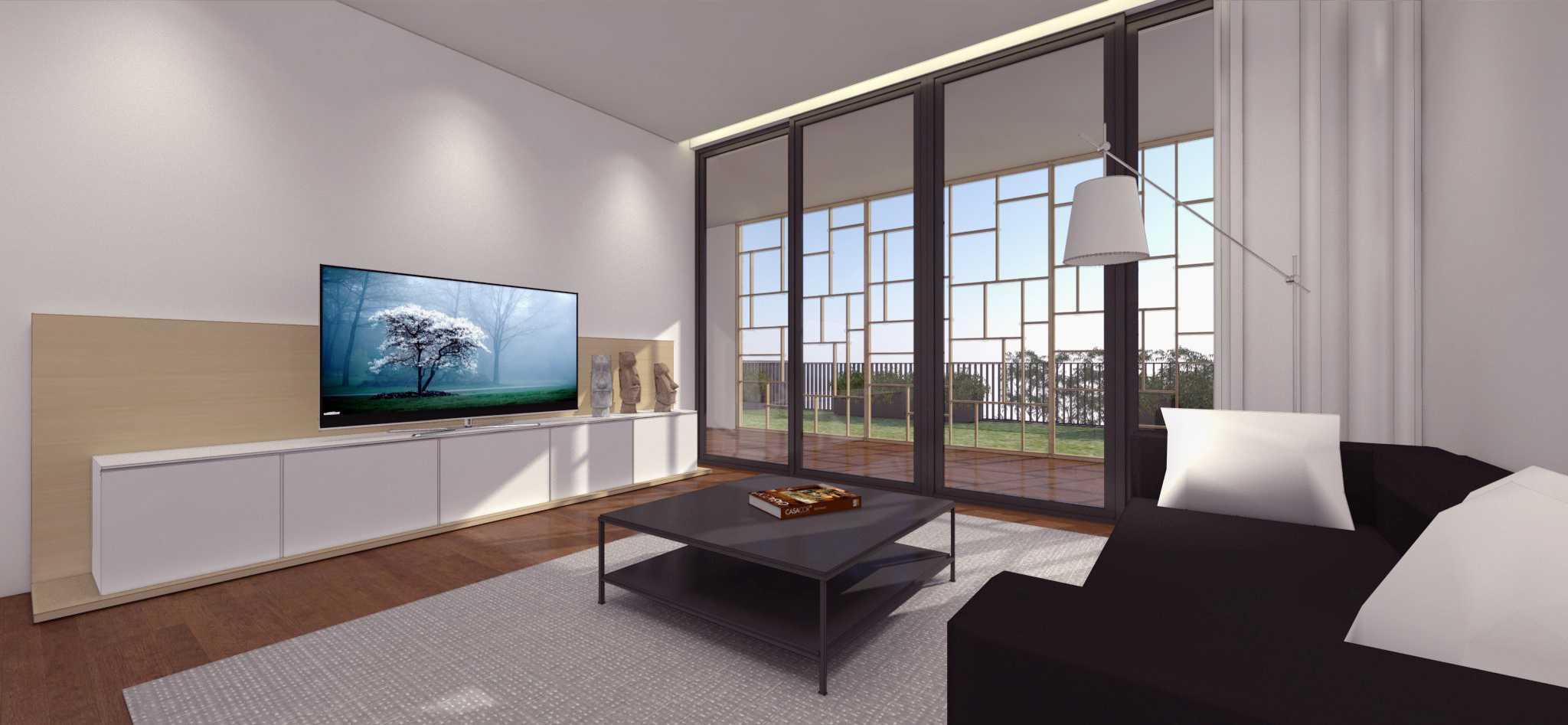 Ari Wibowo Design (Aw.d) Rk House Jakarta, Indonesia - Livingroom Modern  14518