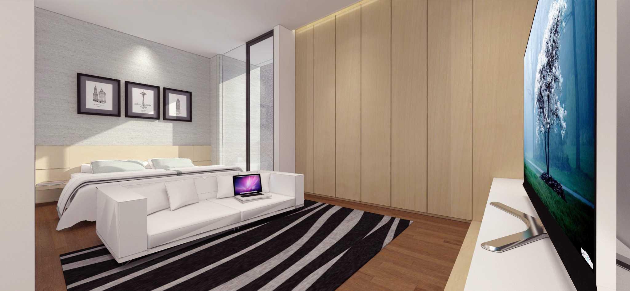 Ari Wibowo Design (Aw.d) Rk House Jakarta, Indonesia - Bedroom Modern  14521