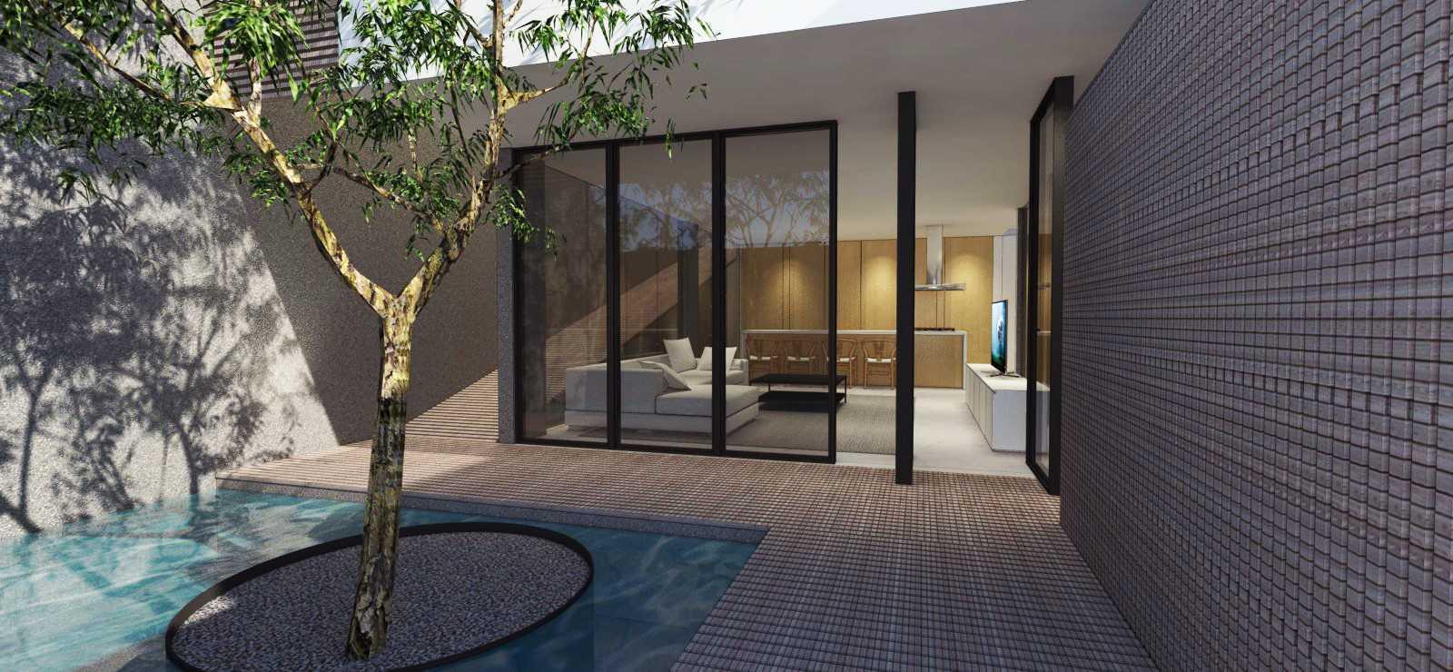 Ari Wibowo Design (Aw.d) Sn House Banten Banten Swimming Pool Modern  14530
