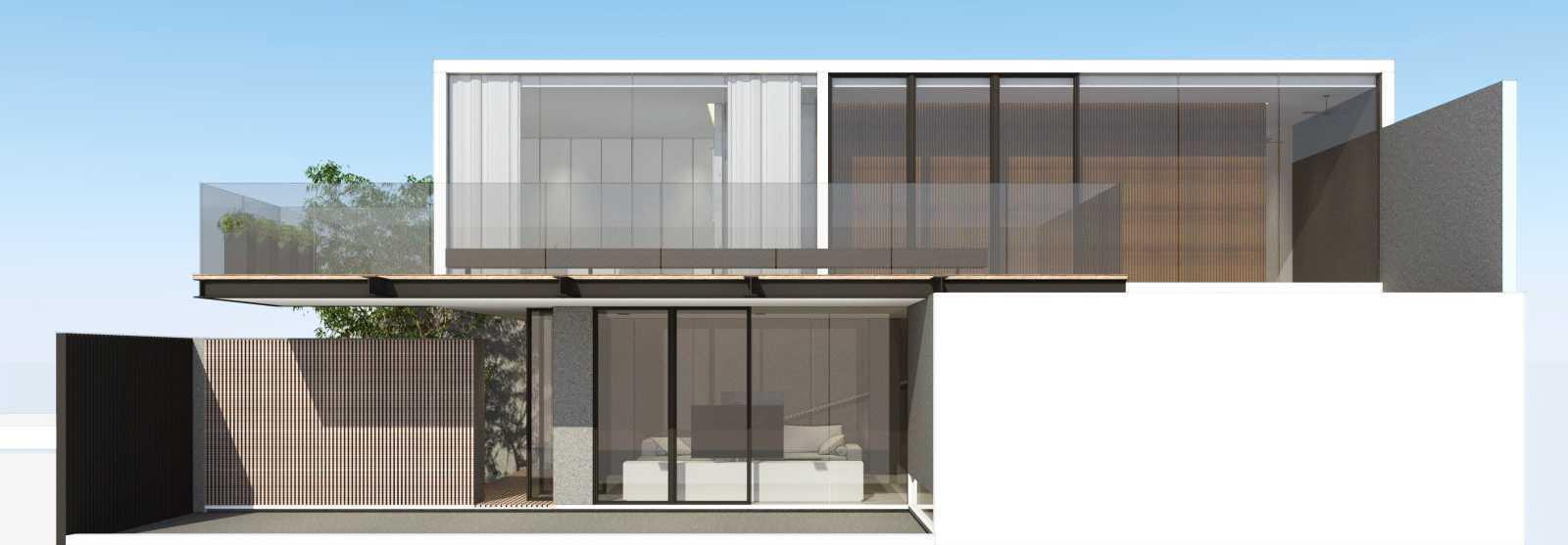 Ari Wibowo Design (Aw.d) Sn House Banten Banten 09Fn Modern  14534