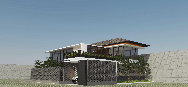 Ari Wibowo Design (Aw.d) G House Sulawesi Utara Sulawesi Utara Side View Tropis  24769