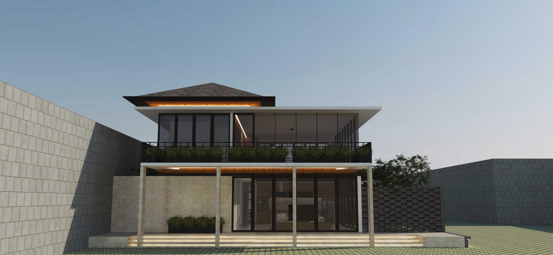 Ari Wibowo Design (Aw.d) G House Sulawesi Utara Sulawesi Utara Side View Tropis  24770