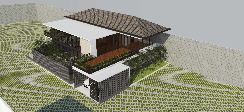 Ari Wibowo Design (Aw.d) G House Sulawesi Utara Sulawesi Utara Side View Tropis  24771
