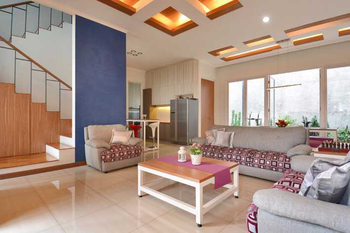 Jerry M. Febrino Dre House Ciledug, Kota Tangerang, Banten, Indonesia Jakarta, Indonesia Guest Room Tropis  9538