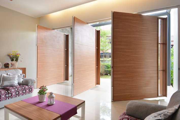 Jerry M. Febrino Dre House Ciledug, Kota Tangerang, Banten, Indonesia Jakarta, Indonesia Guest Room Tropis  9539