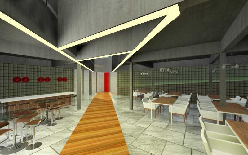 Jerry M. Febrino Cafe Jl. Gelora Utama, Pd. Pucung, Pd. Aren, Kota Tangerang Selatan, Banten 15229, Indonesia Bintaro Dining Area Modern  14902
