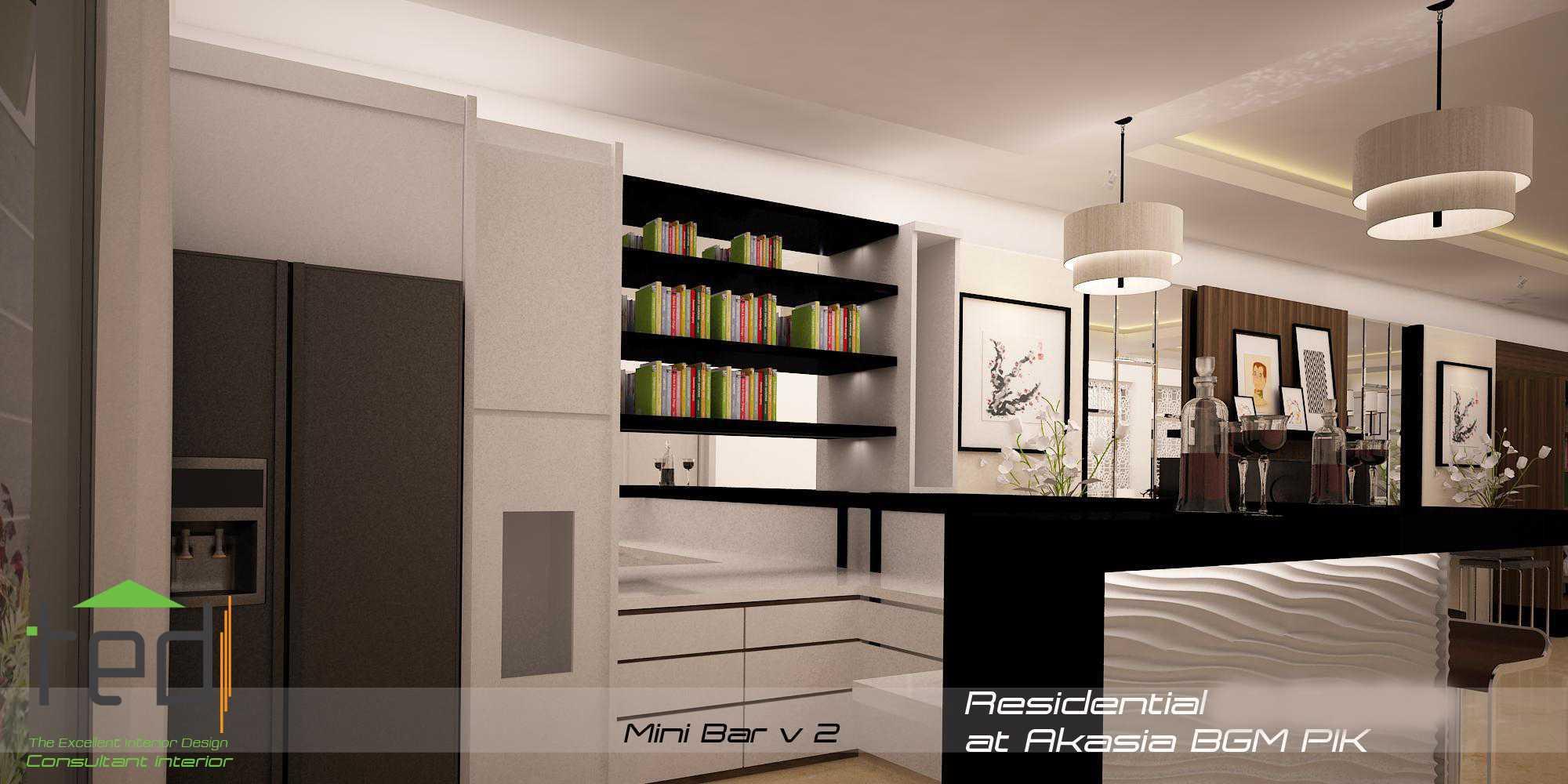Pd Teguh Desain Indonesia Residential At Akasia Jakarta Jakarta Minibar-View-2-1 Modern  27635