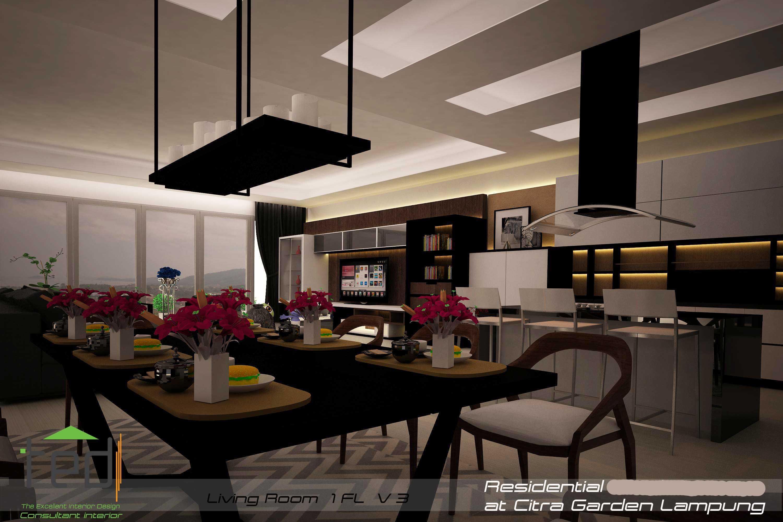 Pd Teguh Desain Indonesia Citra Garden Residence Lampung, Indonesia Lampung, Indonesia Room Modern  34773