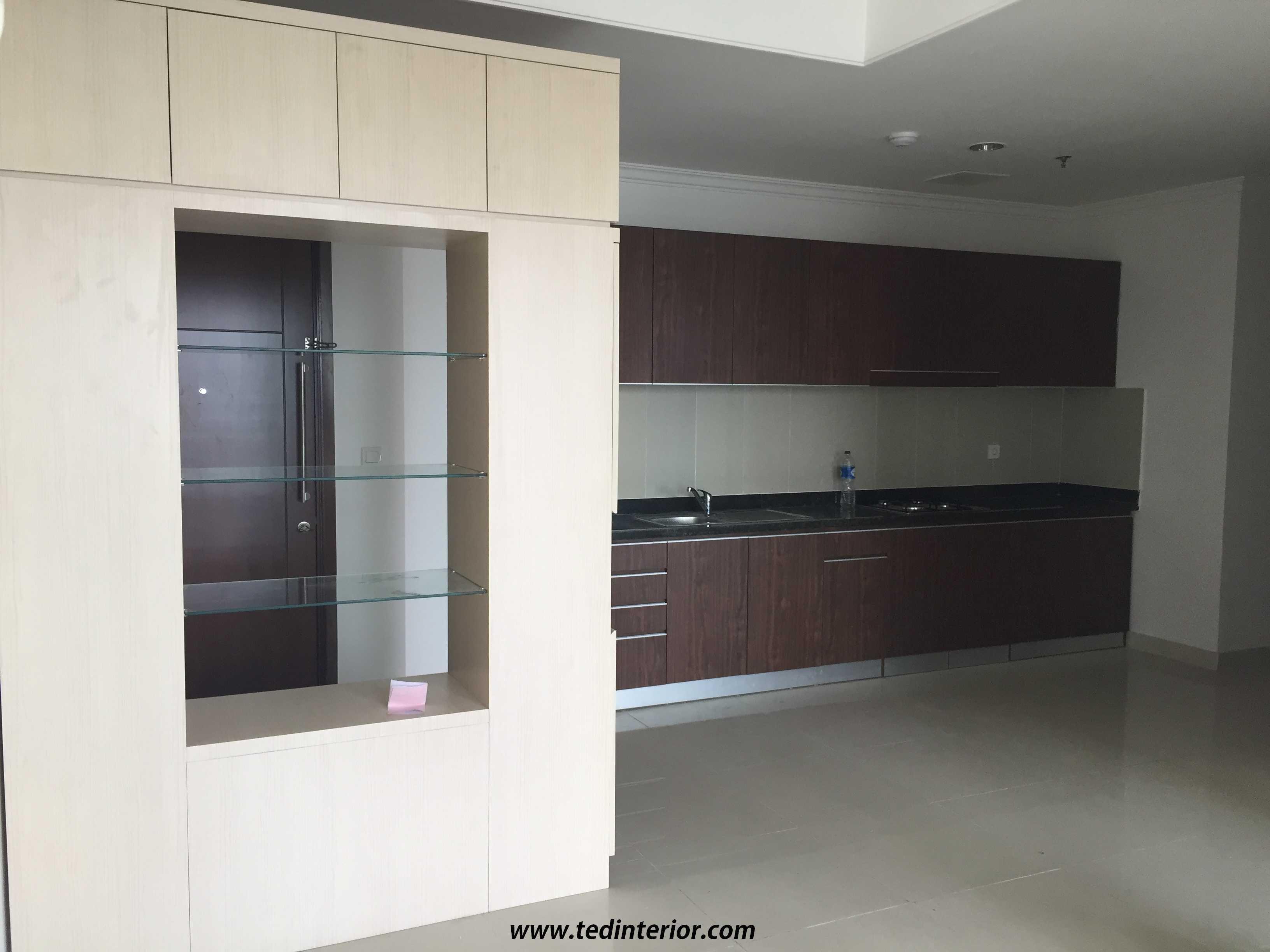 Pd Teguh Desain Indonesia Apartment Kuningan City Jakarta, Indonesia Jakarta, Indonesia Living-Room-1 Modern  34860