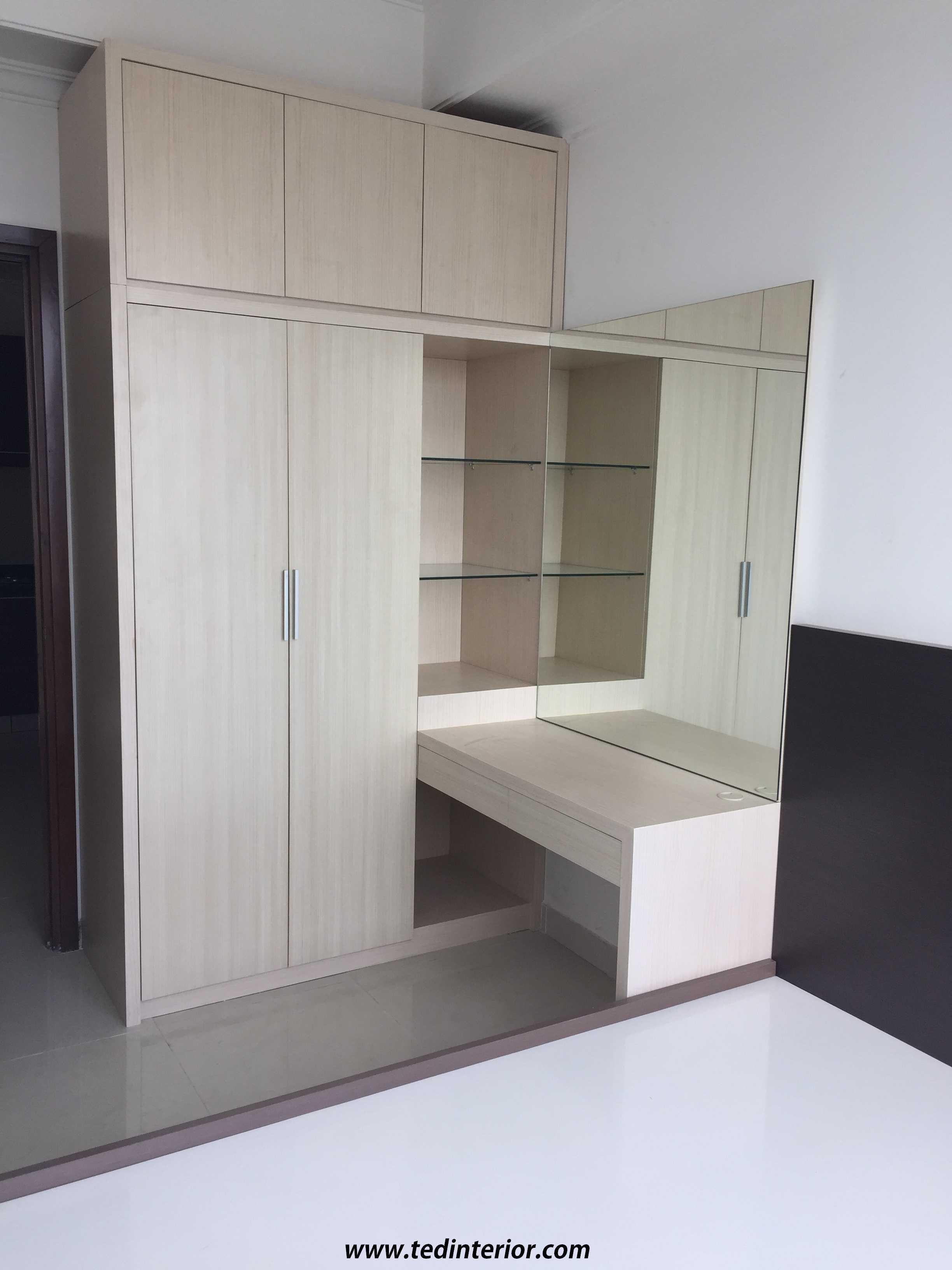 Pd Teguh Desain Indonesia Apartment Kuningan City Jakarta, Indonesia Jakarta, Indonesia Kid-Bedroom-2 Modern  34868
