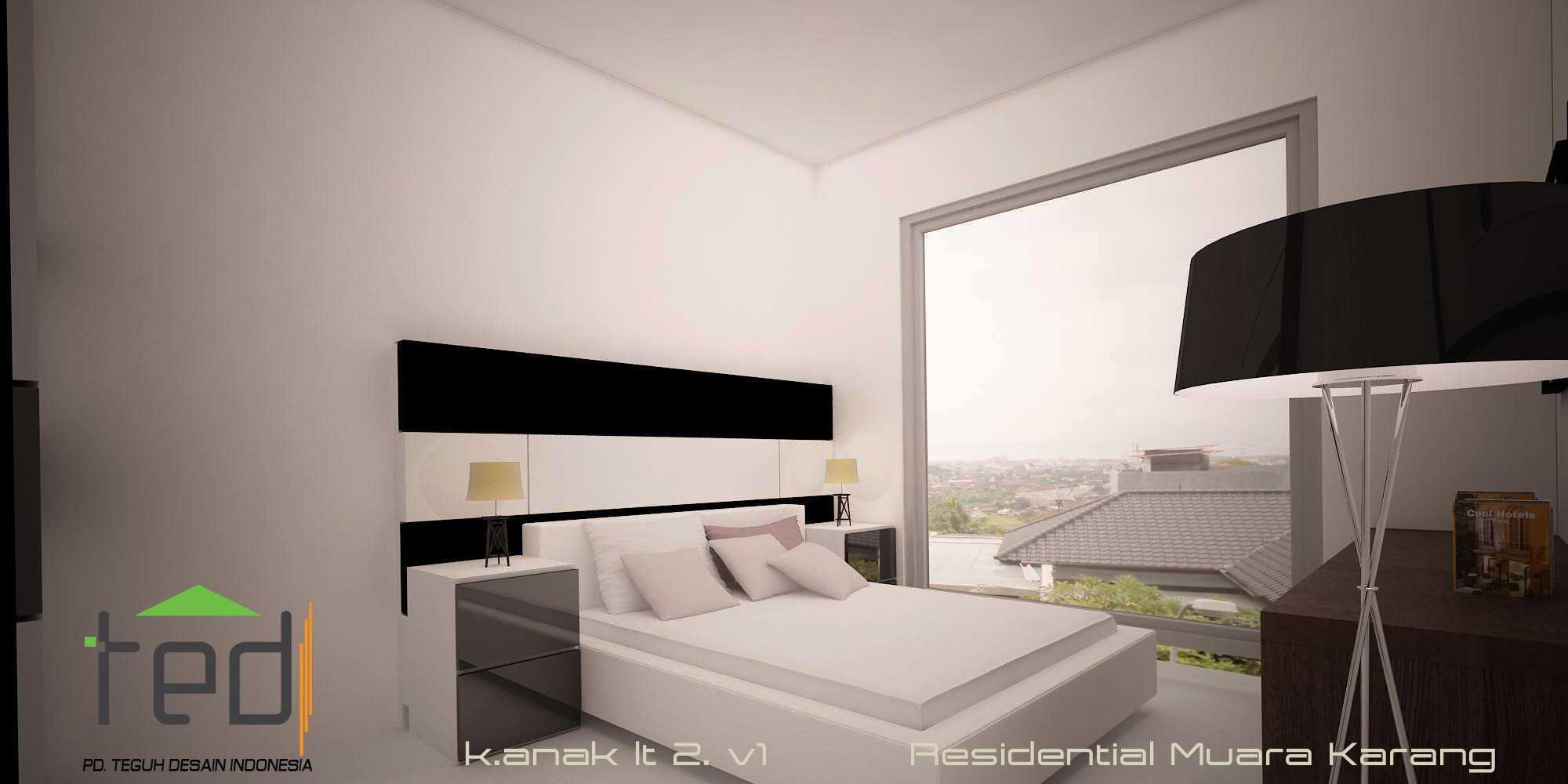 Pd Teguh Desain Indonesia Muara Karang Residence Jakarta, Indonesia Jakarta, Indonesia K Modern  35115