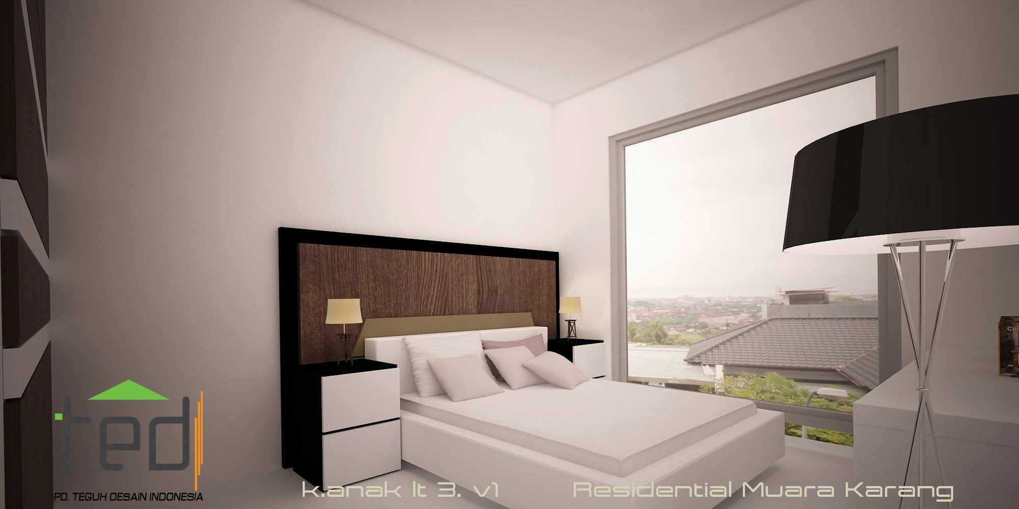 Pd Teguh Desain Indonesia Muara Karang Residence Jakarta, Indonesia Jakarta, Indonesia K Modern  35118