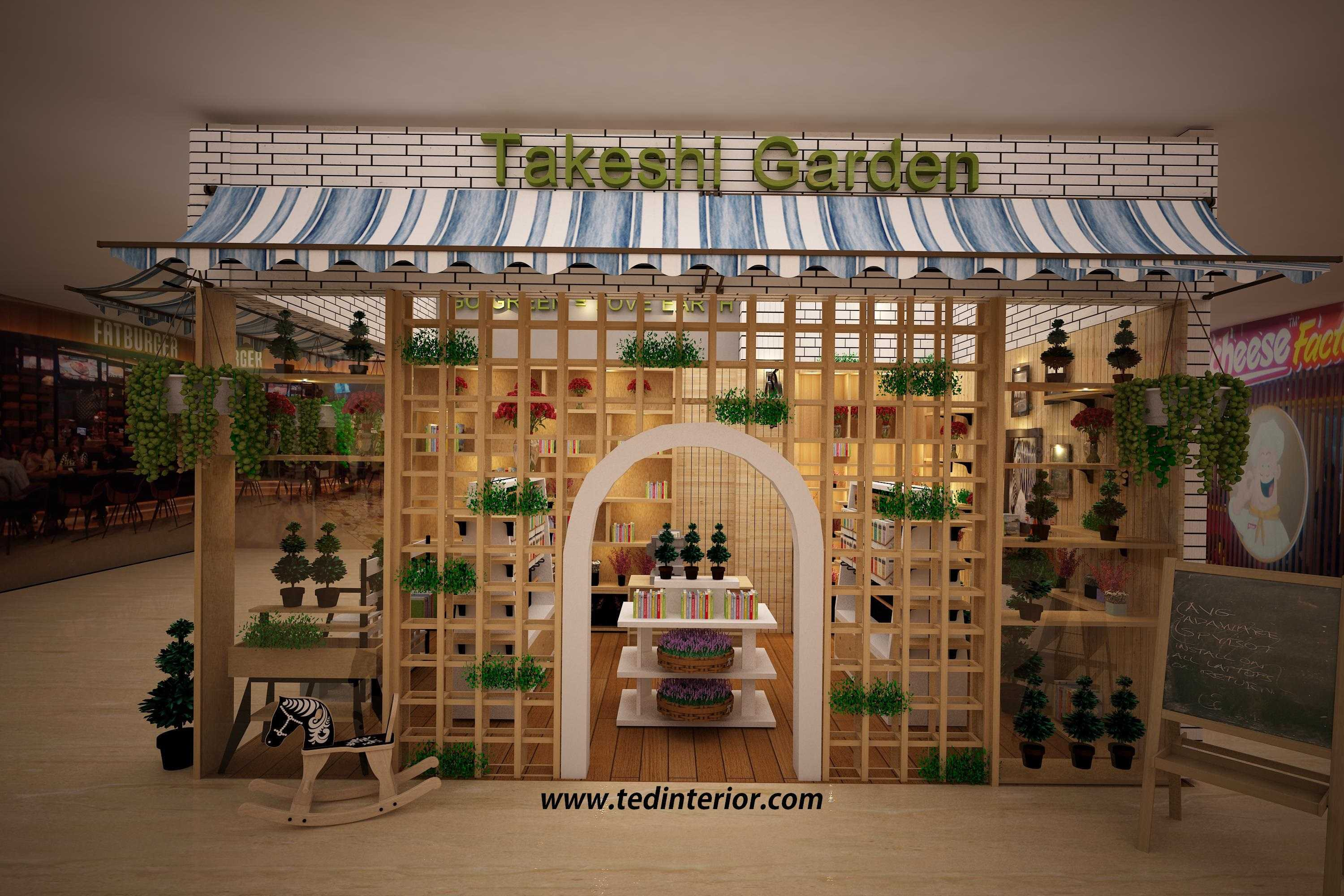 Pd Teguh Desain Indonesia Takeshi Garden Store   Shop-Front-1 Asian  35281