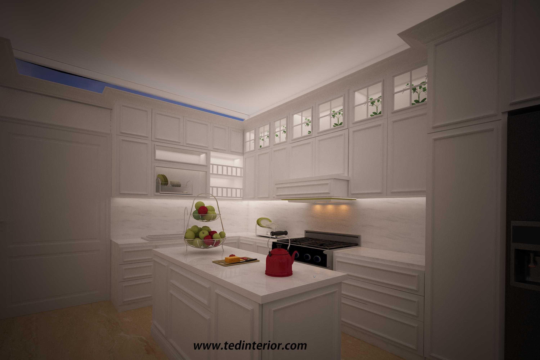 Pd Teguh Desain Indonesia Pulo Mas Residence Jakarta, Indonesia Jakarta, Indonesia Wet-Kitchen-2 Modern  35288