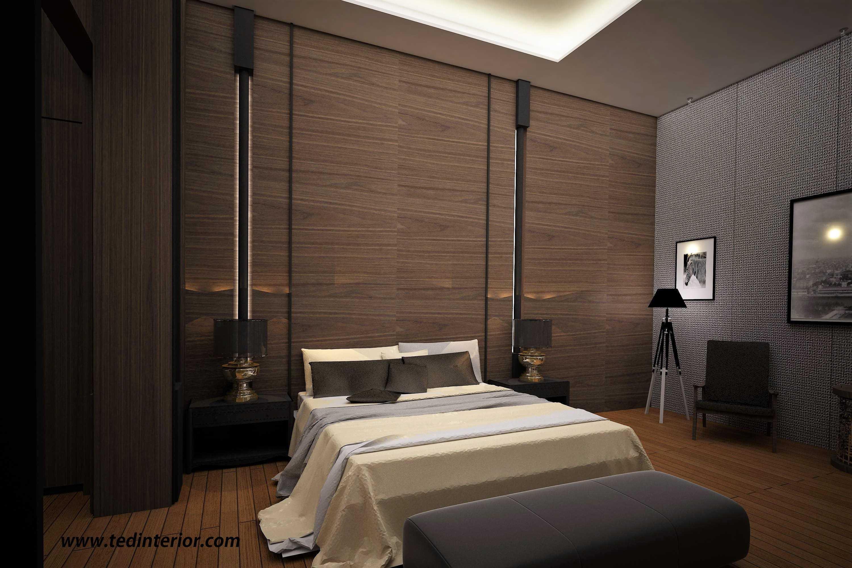 Pd Teguh Desain Indonesia Cluster Danau Maninjau Green Court Jakarta, Indonesia Jakarta, Indonesia Master-Bedroom-Gc-V5 Modern  35382
