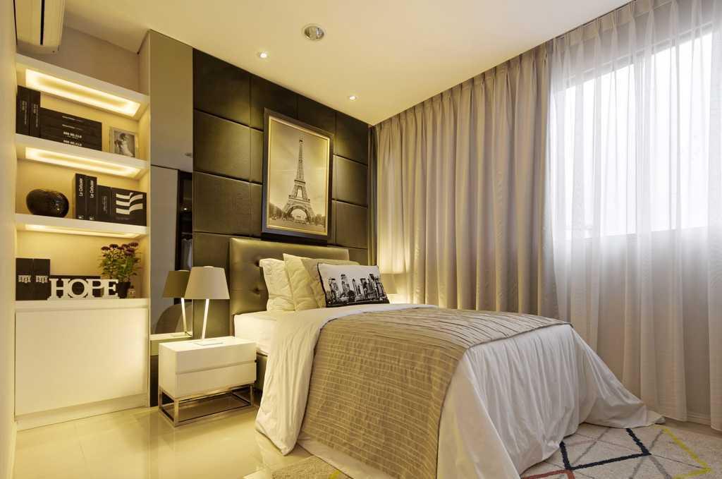 Teddykoo  2 Bedroom Show Unit Paddington Height Apartment  Alam Sutera  Alam Sutera  Bedroom Modern  9623