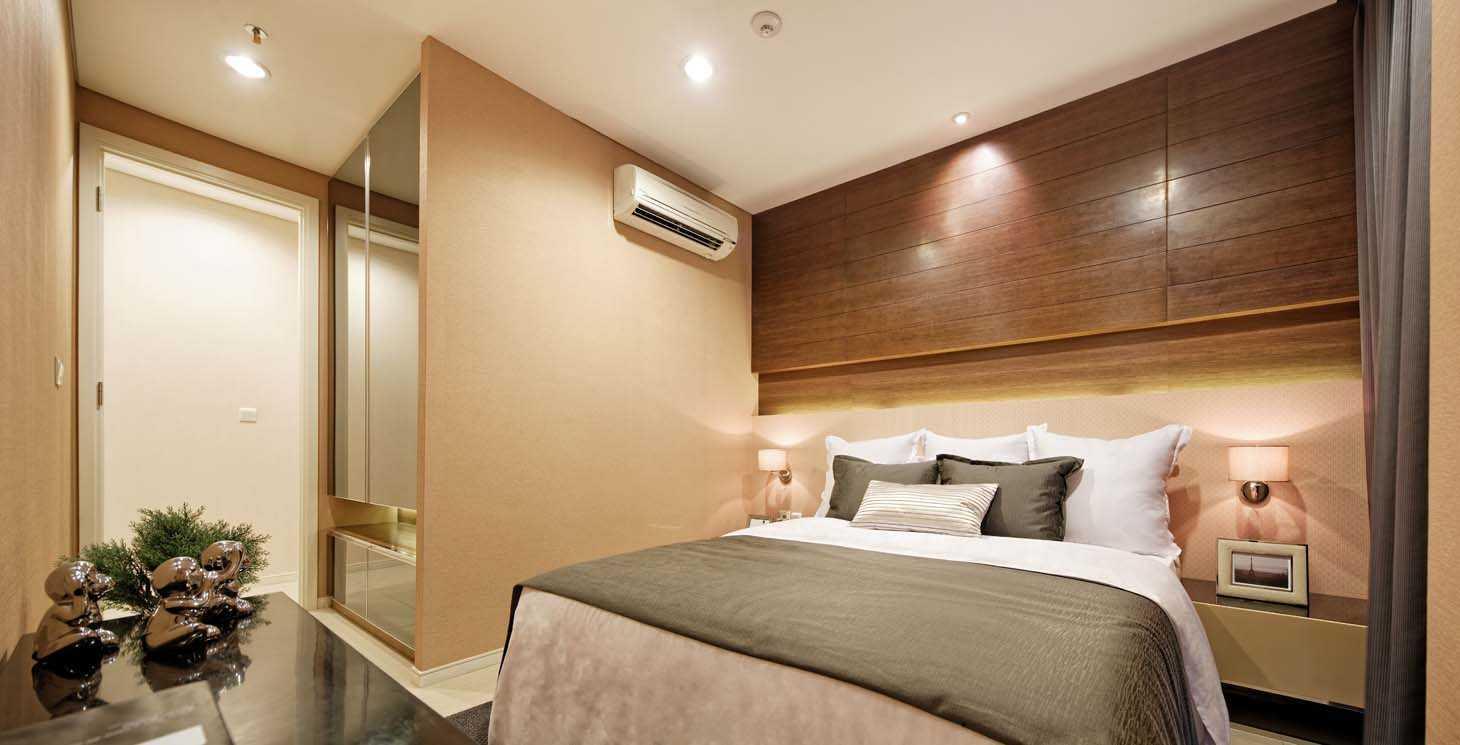 Teddykoo  3 Bedroom Loft Show Unit Paddington Height Apartment Alam Sutera  Alam Sutera  Bedroom   9635