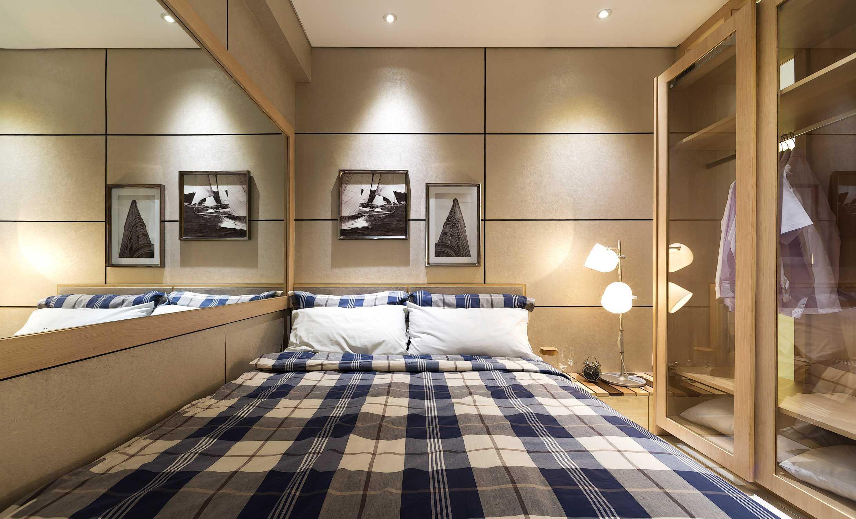 Teddykoo  Kota Ayodhya Apartment Show Unit 2 Bedroom  Tangerang  Tangerang  Bedroom Modern,skandinavia  9964