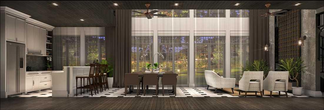 Teddykoo  M House  Merauke Merauke Living And Dining Room Modern  10973