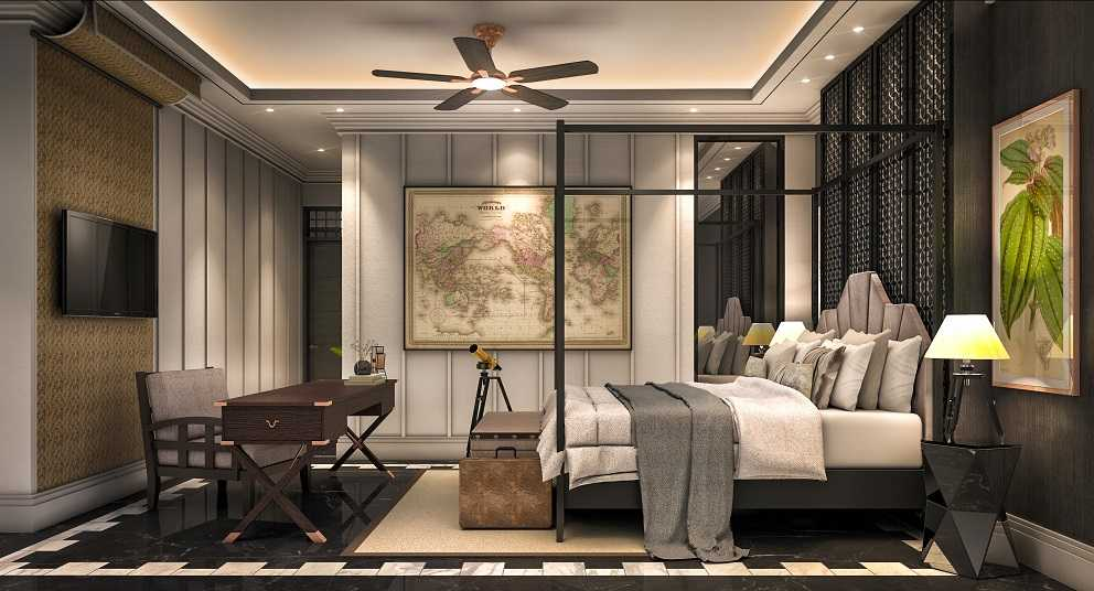 Teddykoo  M House  Merauke Merauke Bedroom Modern  10974