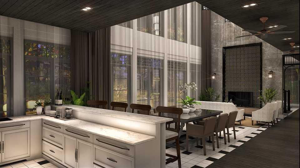 Teddykoo  M House  Merauke Merauke Dining Room Modern  10978