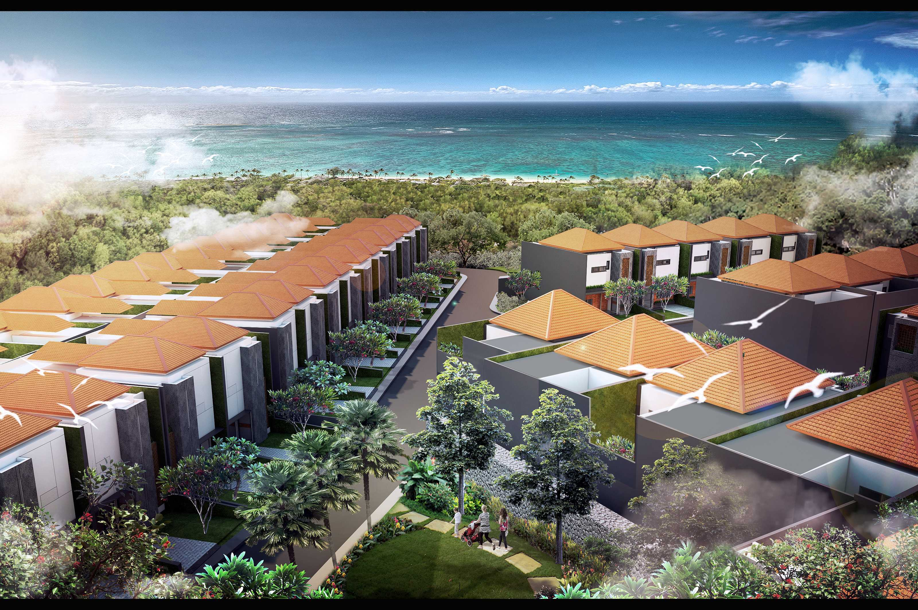 Erwin Kusuma The East Shore Estate Gianyar, Bali Gianyar, Bali Bird Eye View Modern  9839