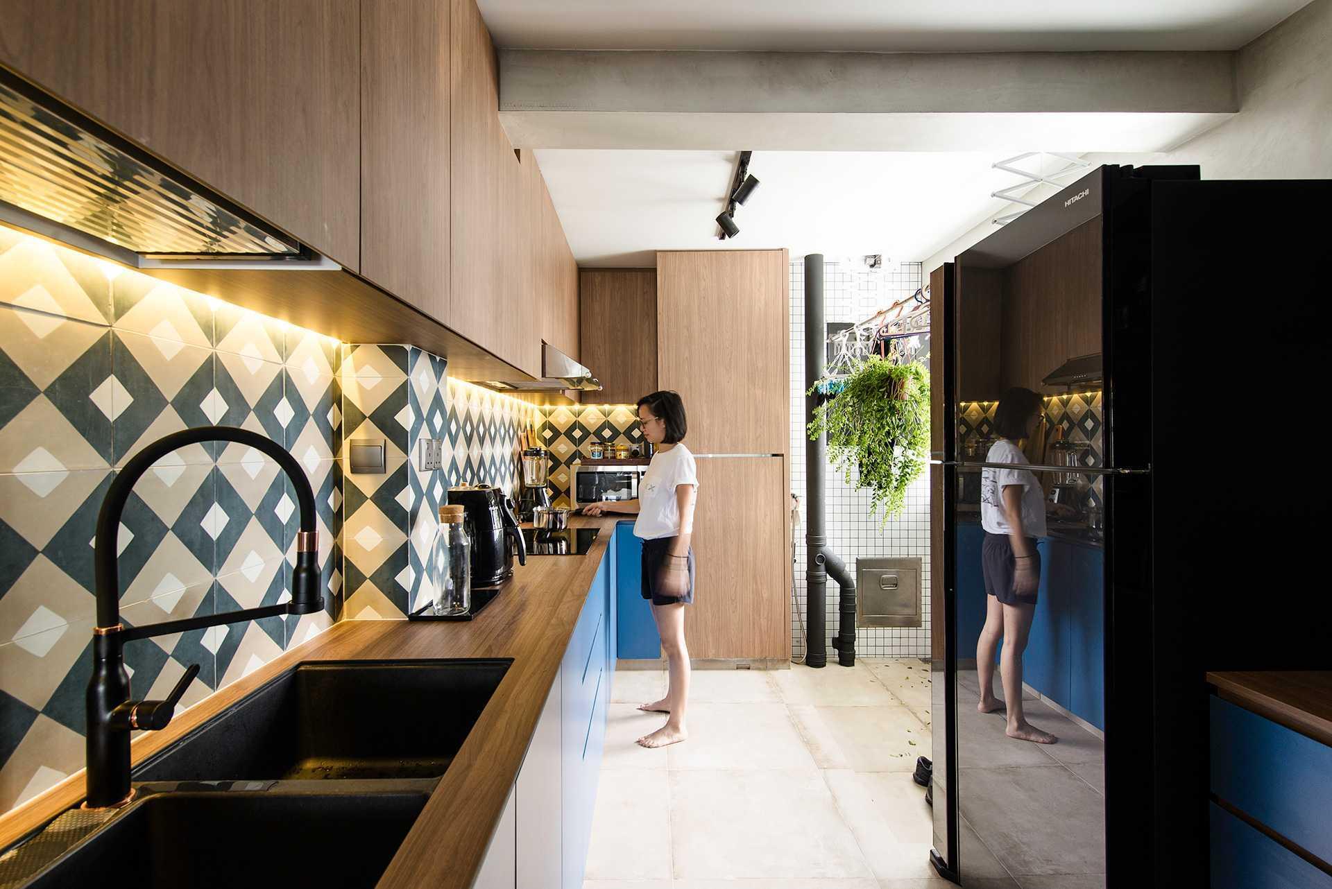Helloembryo 414 Commonwealth Singapura Singapura 414 Commonwealth - Kitchen   43922