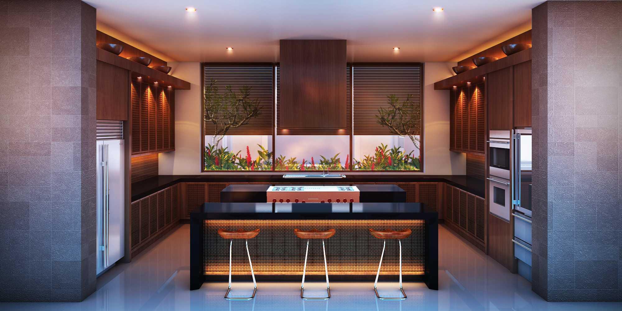 Icds Architect Pejeng Villa Bali Bali Kitchen   13928