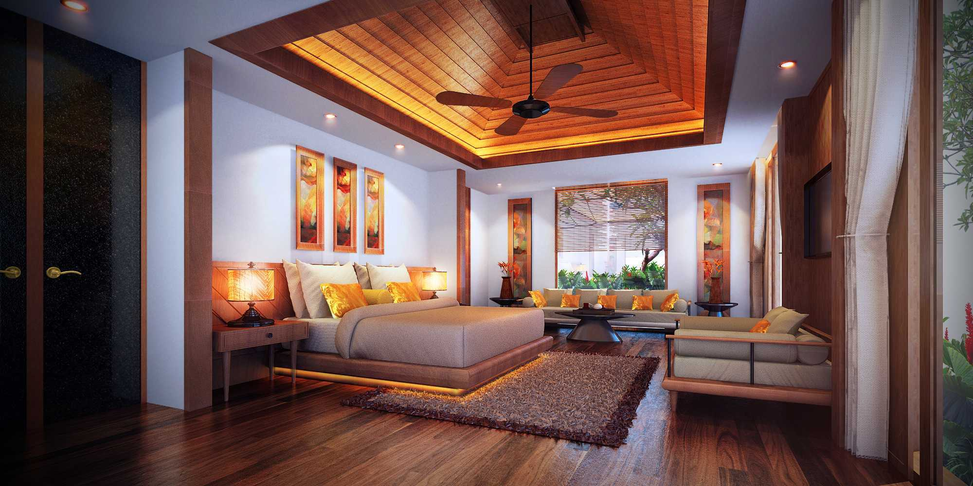 Icds Architect Pejeng Villa Bali Bali Master-Bedroom   13929