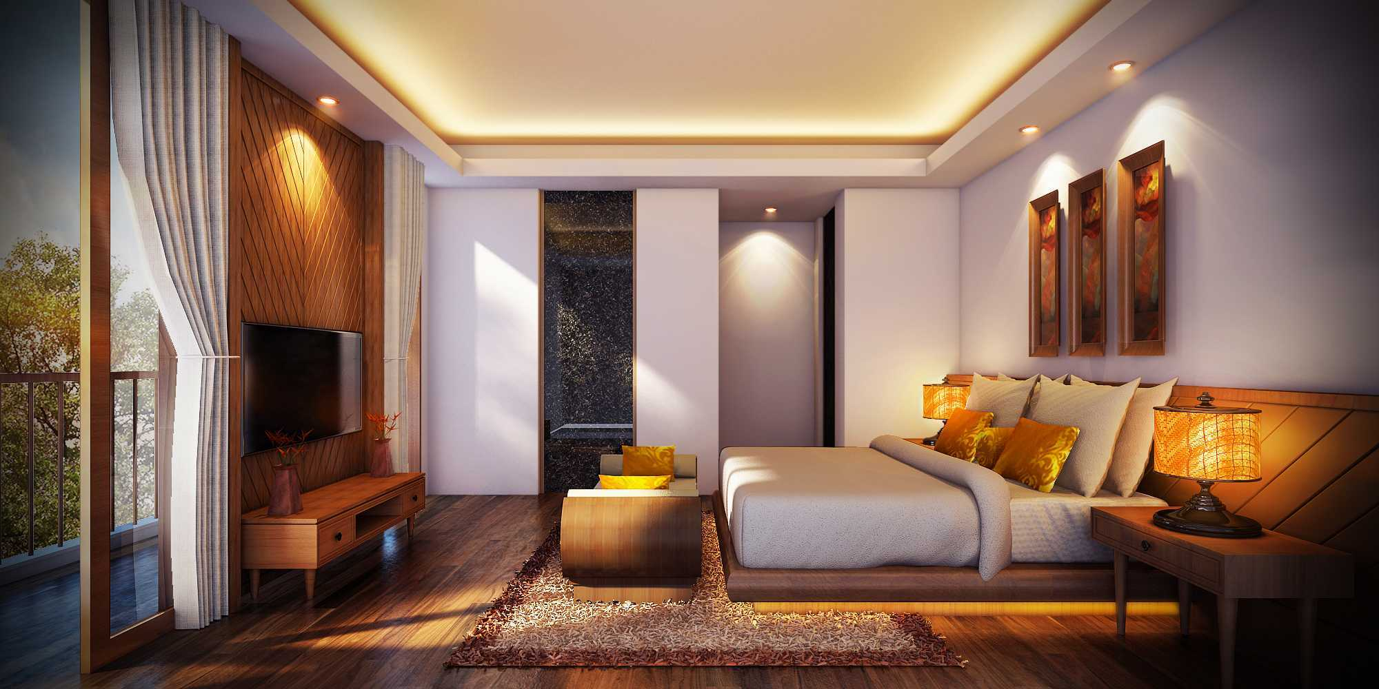 Icds Architect Pejeng Villa Bali Bali Guest-Bedroom   13930