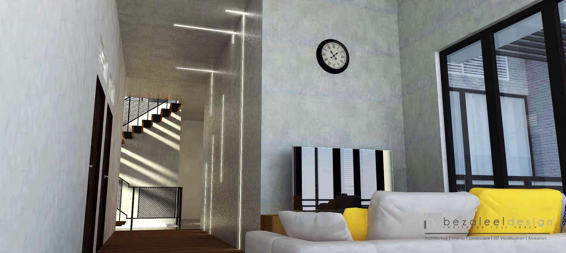 Localic Studio Breathing House Bintaro, Pesanggrahan, South Jakarta City, Jakarta, Indonesia Bintaro Breathing House - Living Room  Ruang Keluarga Lantai 2 Dengan Dikelilingi Bukaan Sehingga Mendapatkan Sirkulasi Udara Yang Maksimal. 15679
