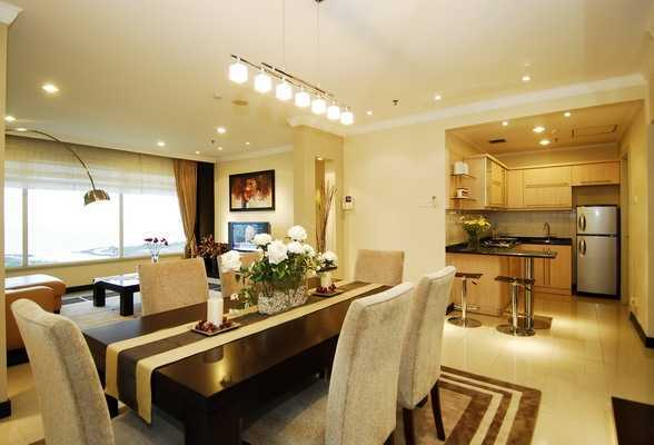 Esperta Pantai Muara Apartment  Jakarta, Indonesia Jakarta, Indonesia Dining-And-Kitchen-Area Modern  10070
