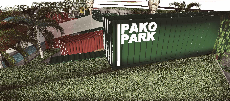Hadid Syafaad Pako Park Jakarta Selatan Jakarta Selatan Gate-Design   18566