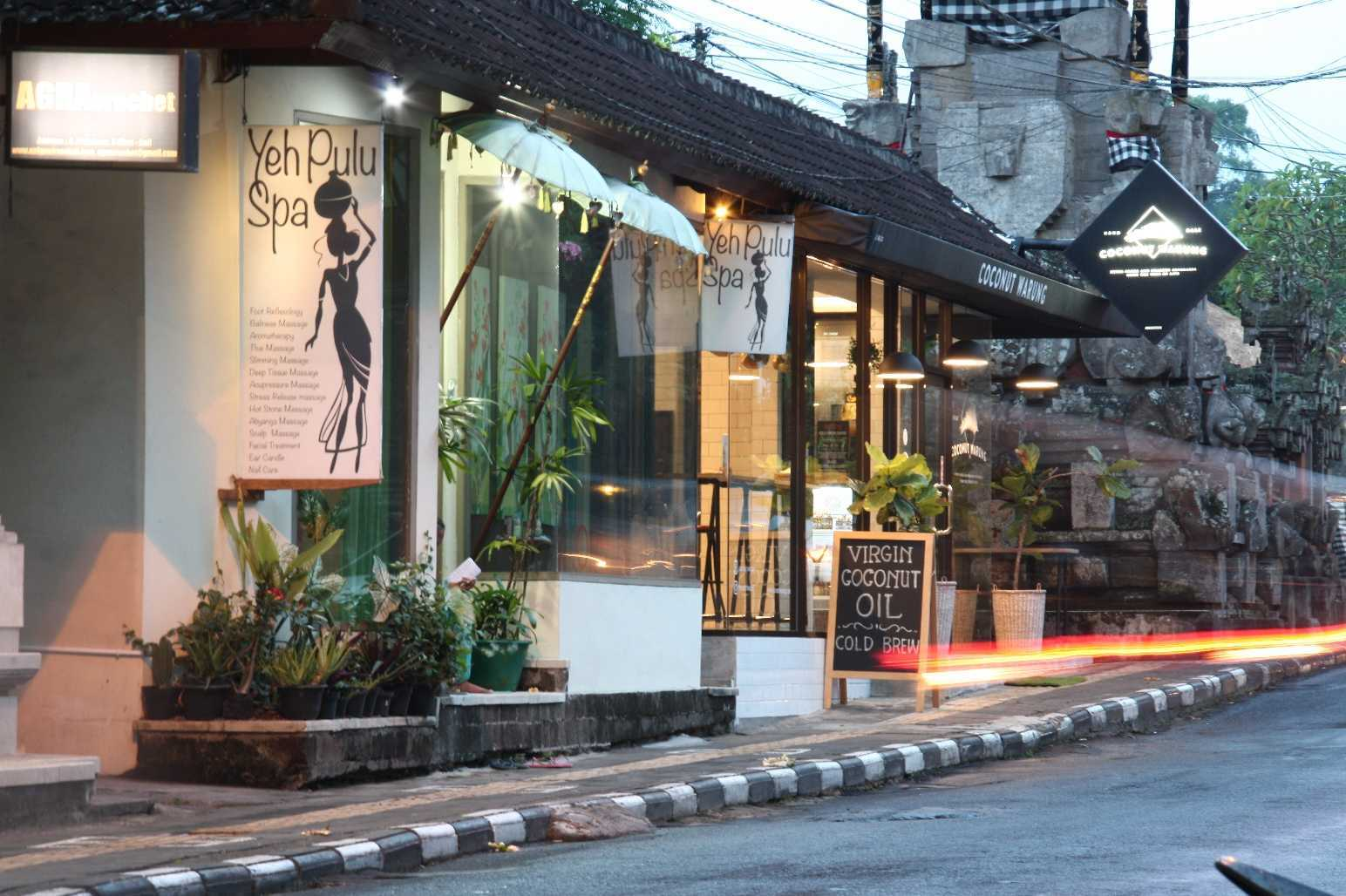 Ddap Architect Coconut Warung Shop & Cafe Ubud, Kabupaten Gianyar, Bali, Indonesia Bali Img0810 Industrial  28551