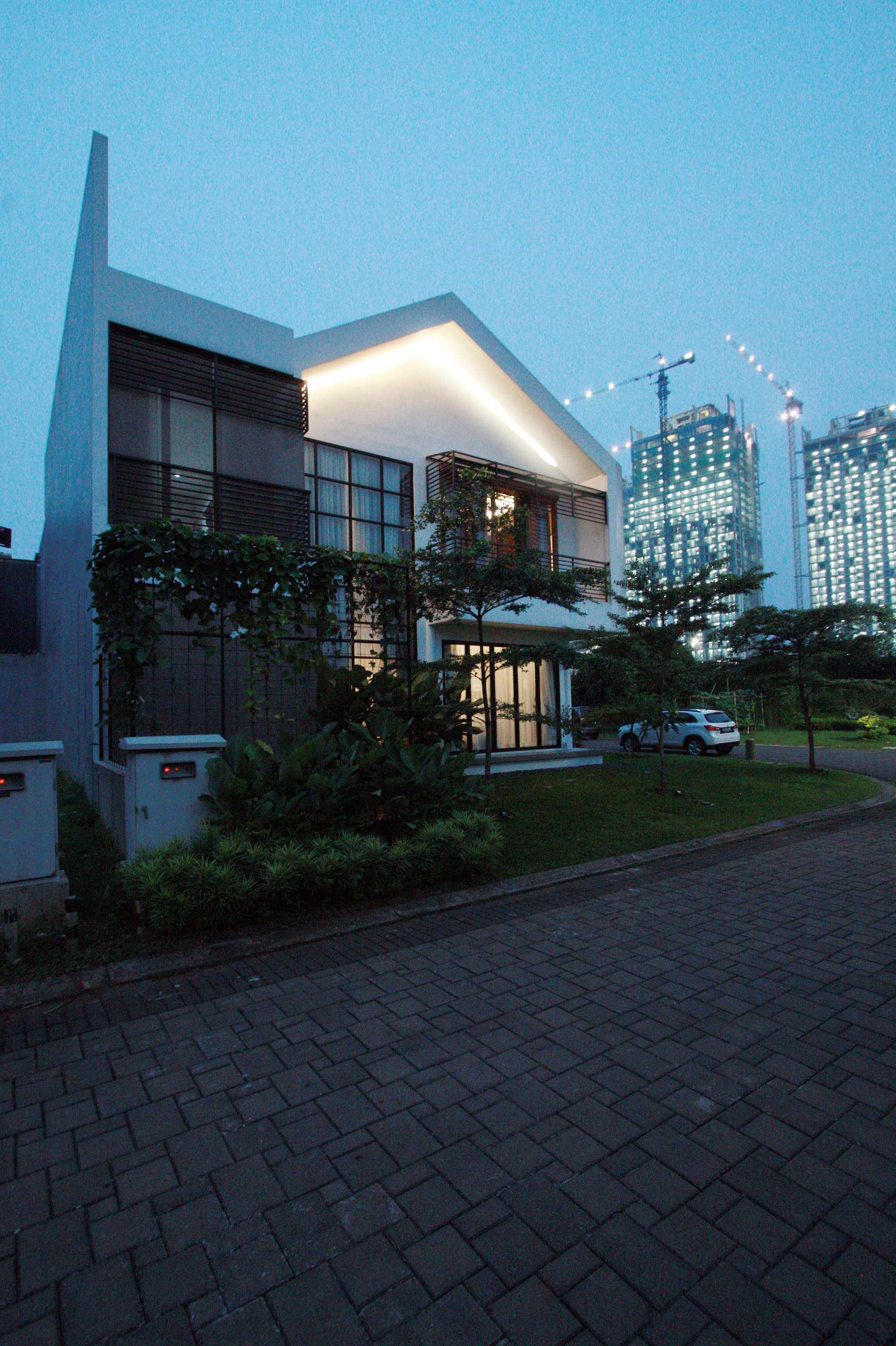 Ddap Architect Foresta Fiore House Bsd Tangerang Bsd Tangerang E1   44380