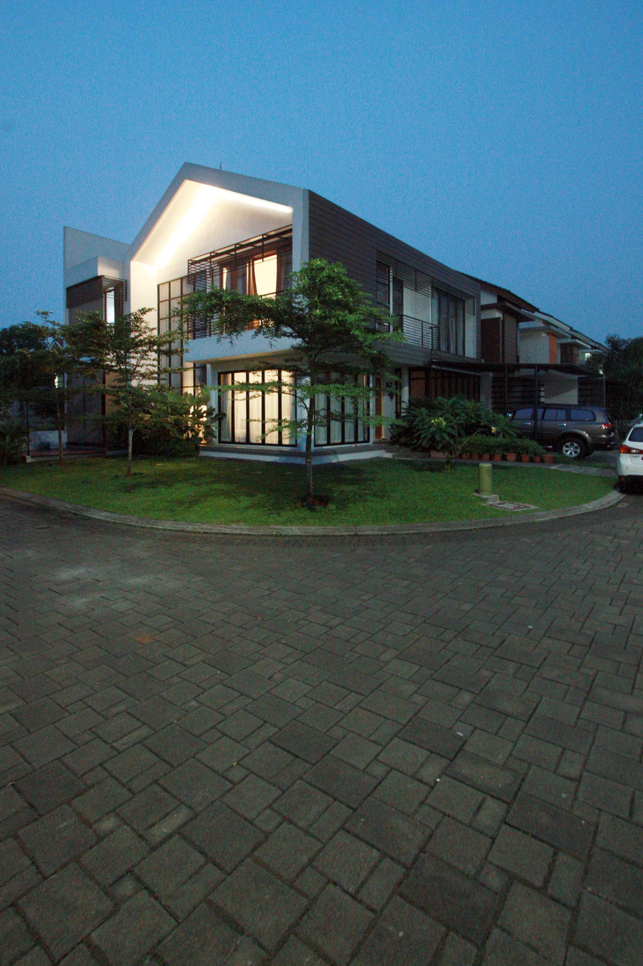 Ddap Architect Foresta Fiore House Bsd Tangerang Bsd Tangerang E2   44381