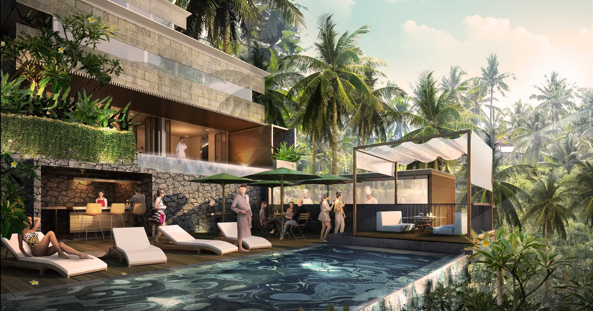 Ksad Dukuh Artvilla Ubud, Bali, Indonesia Ubud, Bali, Indonesia Swimming Pool Tropis  10226