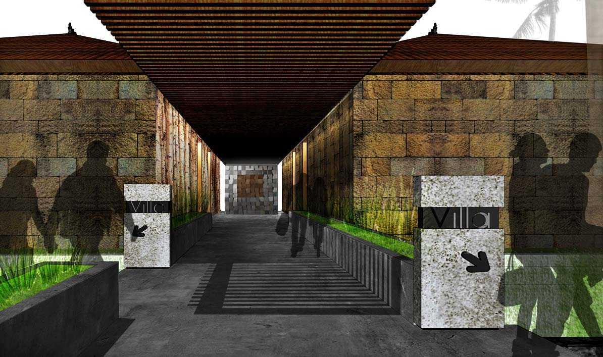 Ksad Dukuh Artvilla Ubud, Bali, Indonesia Ubud, Bali, Indonesia Lobby Tropis  10231