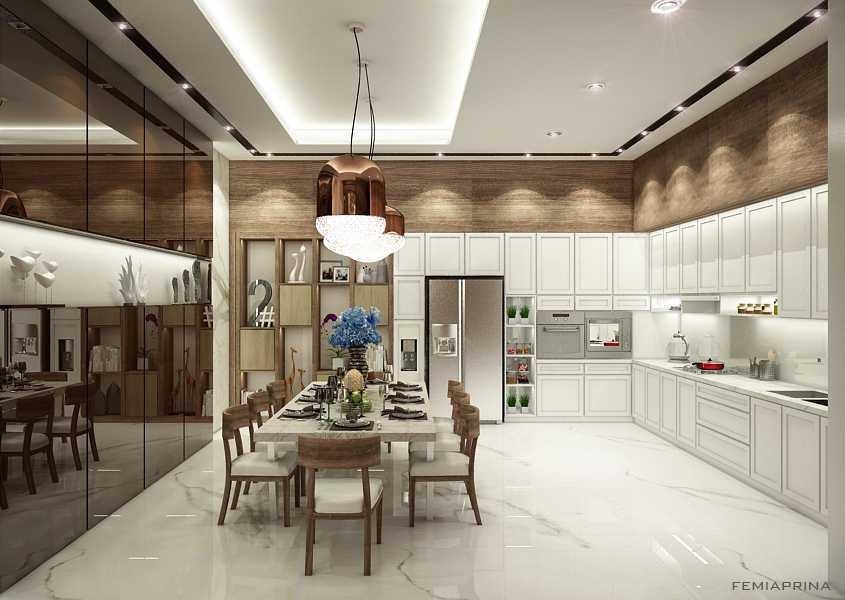 Femi Aprina Vimalla Hills - Semeru Vimalla Hills Vimalla Hills Kitchen And Diningroom Kontemporer  10297