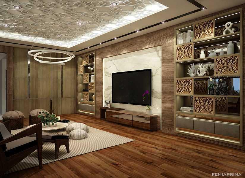 Femi Aprina Vimalla Hills - Semeru Vimalla Hills Vimalla Hills Livingroom Kontemporer  10299
