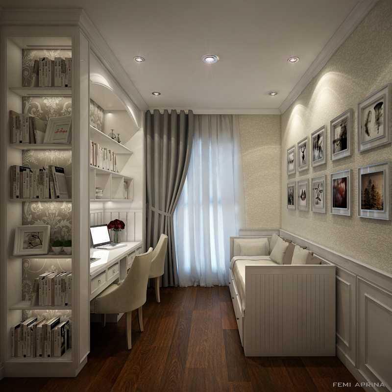 Central Park Apartments Jakarta: Photo Study Room Central Park Residences