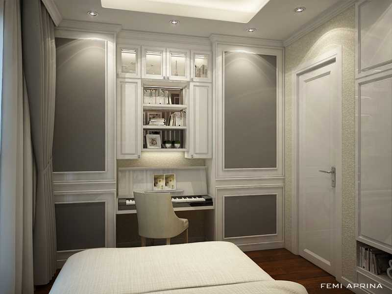 Femi Aprina Central Park Residences - Adeline Jakarta Barat Jakarta Barat Bedroom   10310