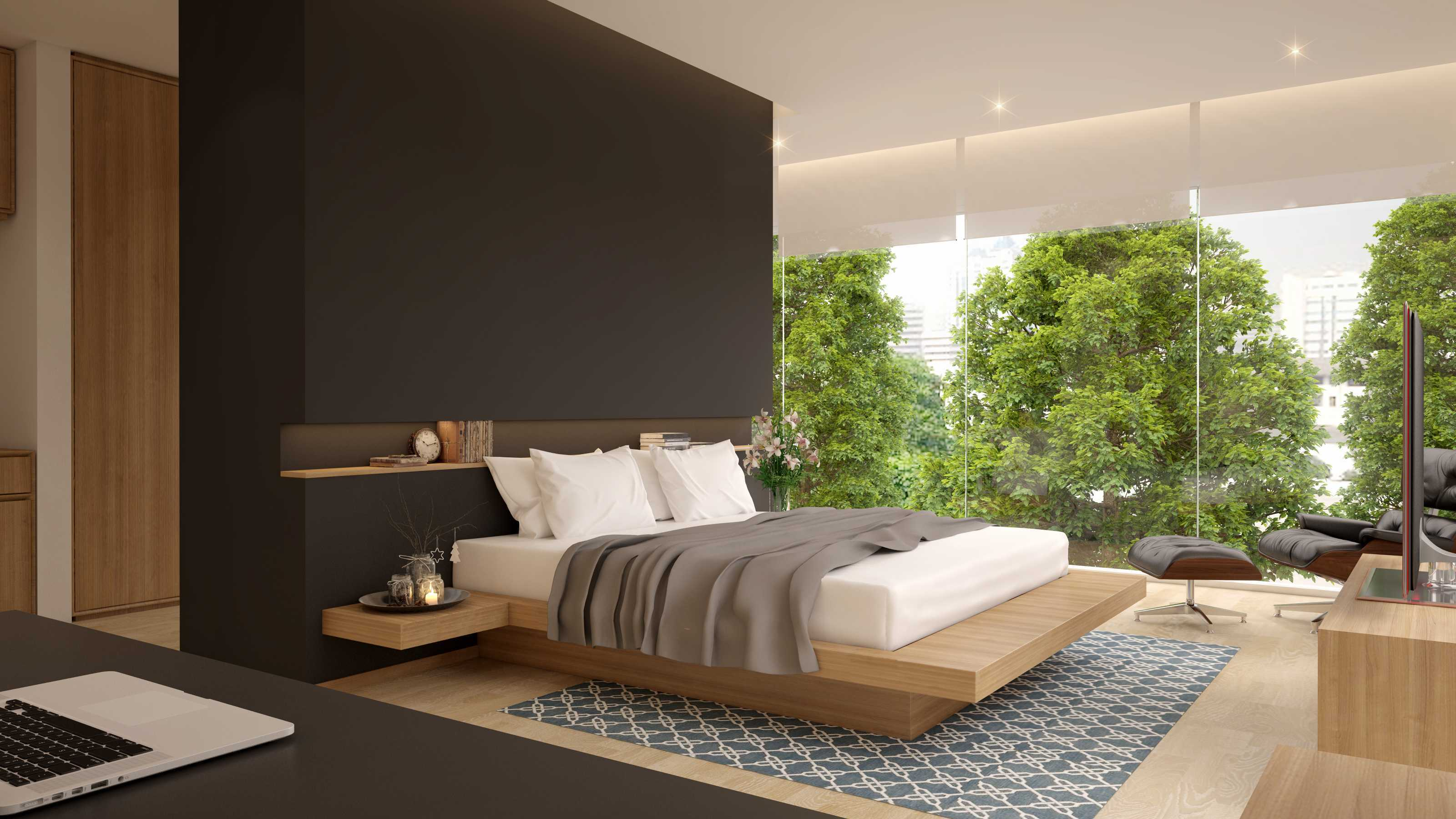 Erre Luce | Lighting+Interior W Residence Sentul City Sentul City Master Bedroom   10325
